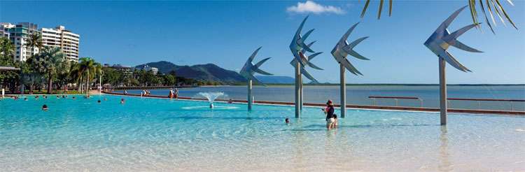 Cairns city and surrounds   |    Photo:  CairnsTourism