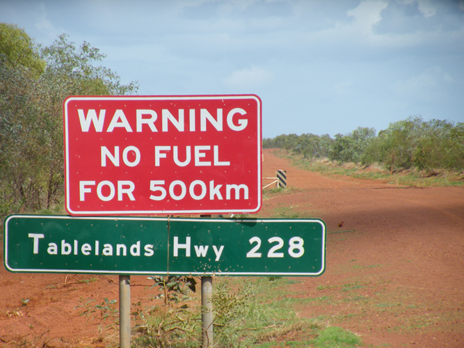 Savannah Way from Borroloola to Cape Crawford | Credit Mick Gerom thanks Buddy