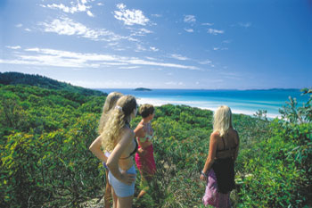 Whitsundays lookout hill inlet- | Credits QLD-Tourism