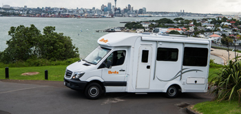 Britz Discovery Rental